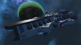 RCSP - Exile Battlecruiser