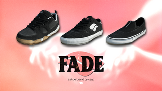 Fade Shoes 1st Release