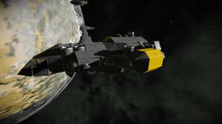 Pirate Shuttle