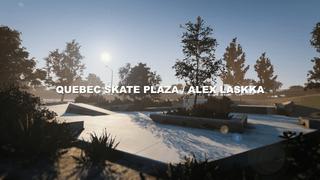 Quebec Skate Plaza