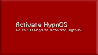 Activate HypnOS [Sticker]