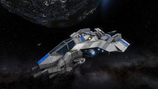 RCSP - Saber Interplanetary Fighter