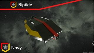 [RWC] - Riptide Class Patrol Corvette Mk1