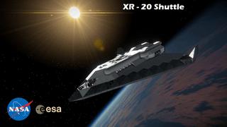 XR-20 Shuttle (No Mods)