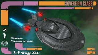 NCC 1701-E U.S.S. Enterprise - (Modless)