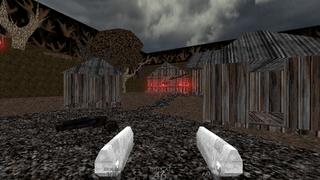 DUSKwood - a short custom map