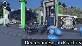 Deuterium Fusion Reactors