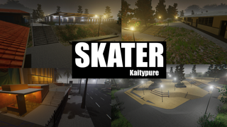 Skater by Kaitypure