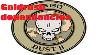 Dust2 Goldrush dependencies