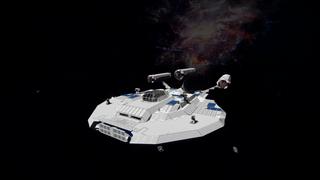 NX 03 Nexus Fan Made Star Ship