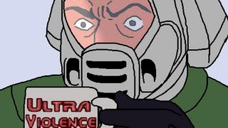 Doom Guy player sounds