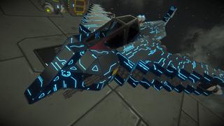 Neon stinger