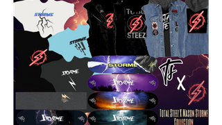 Total Steez X Mason Storme Collection