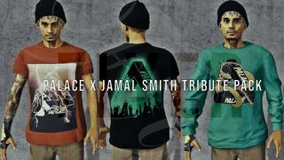 Palace x Jamal Smith Tribute Pack