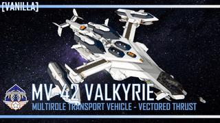 MV-42 Valkyrie