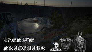 Leeside Skatepark - Vancouver, BC