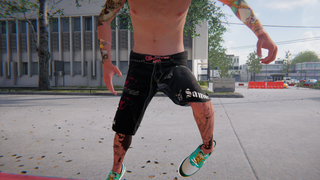 Combative Gear Samurai Shorts