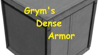 Gryms Dense Armor
