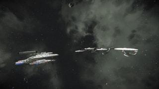 ST Fleet World (modded)