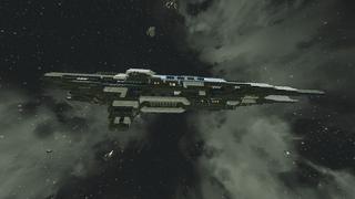 (ACI) Orion Heavy Cruiser Stripped