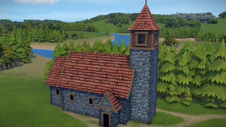Rustic Church Rework