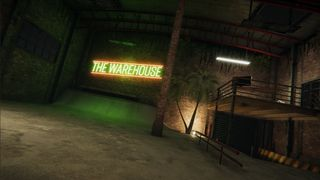 The Warehouse By Yaky PS4