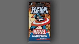 Captain America - Hero Pack (MC04en)