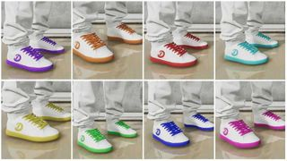 Down Shoes Modell Hater
