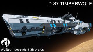 D-37_Timberwolf