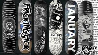 January FrickinSick Pro Release