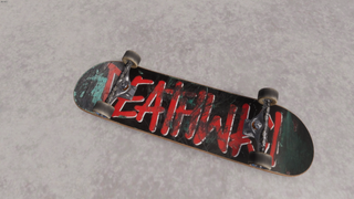 Used Deathwish Deathspray deck