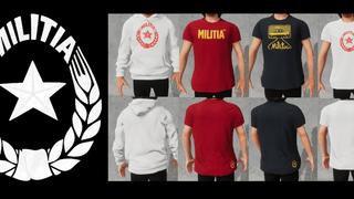 Militia Skateboards Streetwear