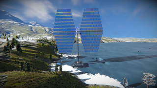 Very Large Solar Tower