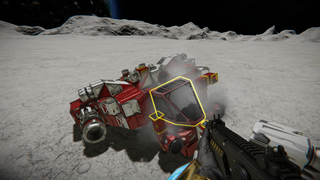 Drill Ship Moon mk.1