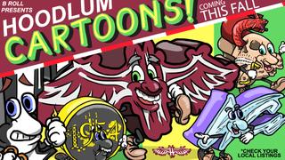 Hoodlum Family Cartoon Series & Gear by DEMZILLA