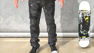 Undercover AW05 Arts and Crafts 85 Denim