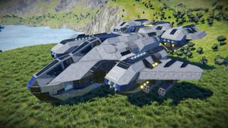 RCSP - Valkyrie Mk-V VTOL by venom415