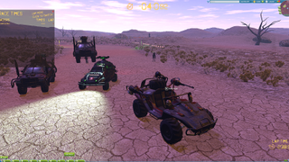 Racing Game Components