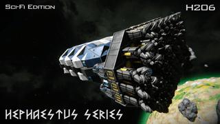 H206 (Logistics Transport) [Sci-Fi Edition]