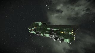 Spartan Battle Cruiser