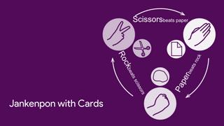 Jan-ken-pon Card Game