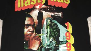 90s Nasty Nas 1994 Tee