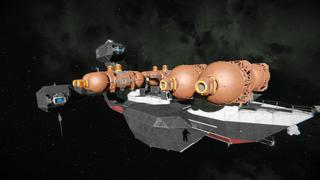 HM-10 Titan Hydrogen Freighter