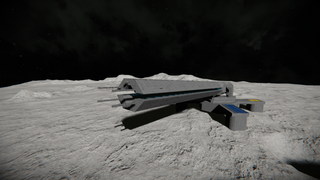 Gravity rail gun