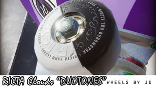 "RICTA Clouds ""Duotones"" Wheels"