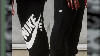 Nike SB Black joggers