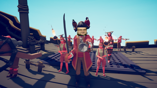 Defend the ship and natives! For Kuplinov play