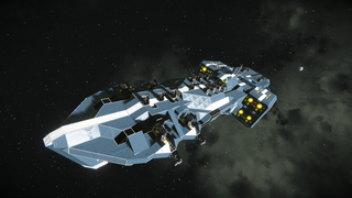RSN - Retribution Dreadnought Flag Ship