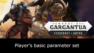 Player's basic parameter set