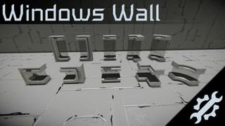 (AR) Window Wall